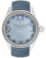 Corum Bubble 42 Diamond Stainless Steel Automatic Ladies Watch
