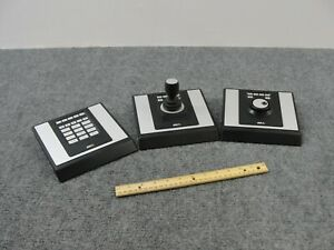 Axis Control T8311 Joystick, T8312 Keypad & T8313 Jog Dial