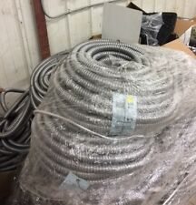 Reduced Wall Aluminum Flexible Metal Conduit, 3/4 In., 100 Ft.