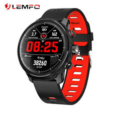 LEMFO L5 Smart Watch Bluetooth Heart Rate Monitor Waterproof For Android iOS