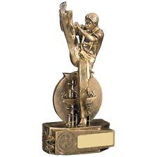 Martial Arts Karate Jui-Jitsu Taekwondo Trophy Award 2 sizes free engraving & p&