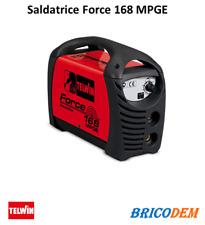 Saldatrice inverter Telwin Force MPGE 168 816011