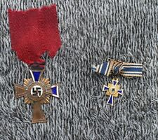 WW2 German badges and medal