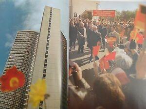 "1268 EAST GERMAN/DDR/GDR Cold War ""FRIENDLY,COOPERATION & ASSITANCE"" cir1976"
