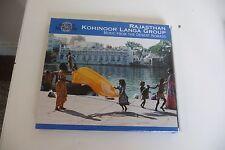 RAJASTHAN KOHINOOR LANGA GROUP CD MUSIC FROM THE DESERT NOMADS.