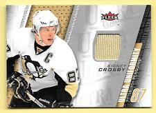 09/10 Fleer Ultra Uniformity #SC Sidney Crosby Jersey Insert Card