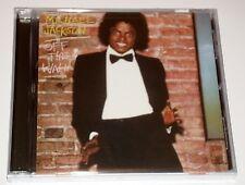 MICHAEL JACKSON OFF THE WALL CD STILL SEALED!