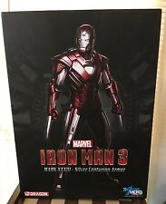 DRAGON MODELS IRON MAN 3 MARK XXXIII SILVER CENTURION ARMOR 1:9  38123