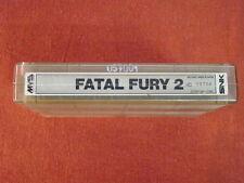 FATAL FURY 2 / ENGLISH / LOOSE - ONLY CART / ORIGINAL NEOGEO MVS  **  551