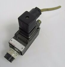 REXROTH HED 4 0A 15/50 K14 S PRESSURE SWITCH 250VAC 5A / 125VDC 0.03A * USED *