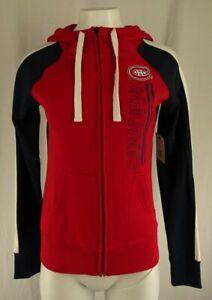 Montreal Canadiens NHL G-III 4Her Women's Full-Zip Hoodie