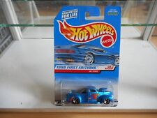 Hotwheels 1998 First Editions '40 Ford in Blue on Blister