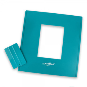 Screen Sensation 7 x 5 Aperture Frame with Squeegee New
