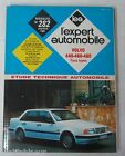 Revue technique EXPERT AUTOMOBILE 282 1991 Volvo 440-460-480 tous types