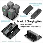 4-in-1 Battery Charging Hub for DJI MAVIC 2 Pro/Zoom Fast Shipping from USA
