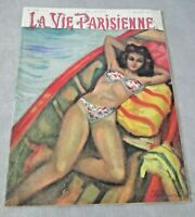 Revue La Vie Parisienne  n° 9 Juin Juillet 1950