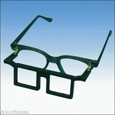 """TELESIGHT MAGNIFIER HALF FRAME # 45 2-1/4X, 9"""" DISTANCE MAGNIFYING GLASSES"""