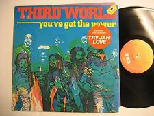 "Third world ""you 've got the power"" LP-Holland pressing"