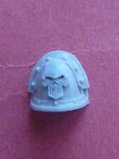 FORGEWORLD Heresy Iron Warriors Mk III (3) Armour SHOULDER PAD - 40k