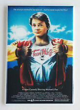 Teen Wolf FRIDGE MAGNET (2.5 x 3.5 inches) movie poster werewolf michael j fox