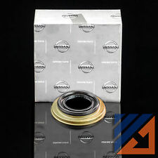 Transfer box genuine front flange oil seal, fits Nissan Navara D40 4wd