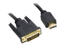 3M Metro HDMI A DVI Dvi-D PC A TV Cable Oro