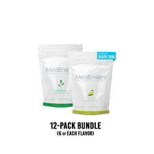 MealEnders Pack of 12 - Chocolate Mint/Citrus