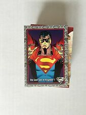 1993 SkyBox DC Comics The Return of Superman Complete Your Set You Pick 10 Cards