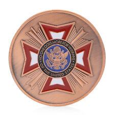 No. One Does More For Veterans Commemorative Challenge Coins Collection Souvenir