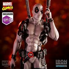 Iron Studios Deadpool X-force 1/10 Exclusive Ccxp Tour 2017