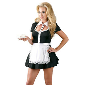 Black Maids Dress