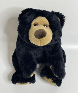 "Animal Alley Exclusive Toys-R-Us Black Bear Plush EUC 17"""
