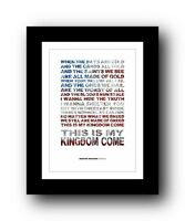 ❤ IMAGINE DRAGONS ❤ Demons song lyrics poster art limited edition print