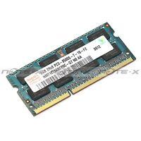 Hynix 2 go ddr3 pc3-8500 1 066 MHz de mémoire ram portable hmt125s6afp8c-g7