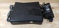 Microsoft Xbox 360 S Model 1439 4GB Console - Tested