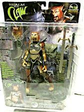 NIB Realm Of The Claw ZYNDA Action Lion Like Figure 2001 Stan Winston Creations