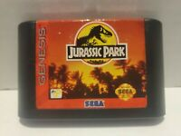 Jurassic Park (Sega Genesis 1993) game cartridge only
