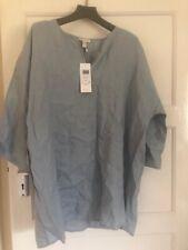 Eileen Fisher Ladies Linen Shirt