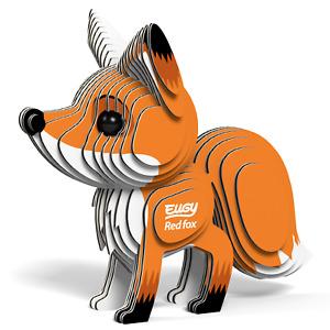Dodoland EUGY RED FOX