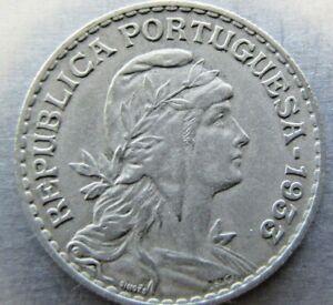 Portuguese Guinea 1 Escudo 1933 lovely EF condition.