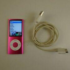 Apple 8GB iPod Nano - 4th Generation - Pink - MB735LL / A1285