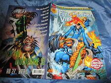 1215 : Die Fantastischen Vier , Die Rückkehr , # 2  , Marvel Comics , Kult Comic