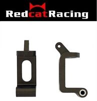 Redcat Racing 710010 Aluminum Front C-hub (1pr) (Gunmetal) 710010