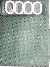 Tende da doccia in tessuto verde