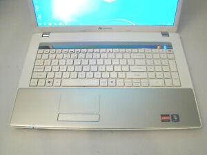 Gateway NV73A25u/Amd TurionII N530 2.50ghz/4gb/320gb/Windows 7 Home/Webcam/BT/17