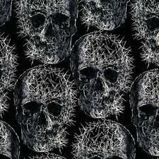 Stoff Baumwollstoff Michael Miller - Freak Out Skull - ab 50cm x 112cm