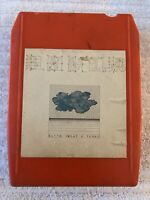 BLOOD SWEAT & TEARS 4 FOUR 8 TRACK CASSETTE TAPE (TESTED, WORKS AMAZING!)