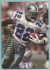 1993 Action Packed Prototypes #FB1 EMMITT SMITH Dallas Cowboys