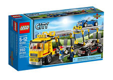 LEGO City AUTO TRANSPORTER 60060 BRAND NEW SEALED RETIRED RARE