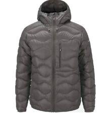 veste duvet doudoune PEAK PERFORMANCE Helium down hood jacket black olive XL